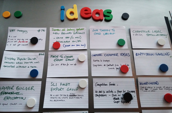 Ideas!